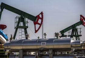 Azerbaijani oil sells at $58.8