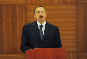 Heydar Aliyev has great merits for development of Turkish-Azerbaijani relations - president