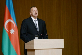 President Aliyev: Dirty campaign going on against Azerbaijan, Turkey