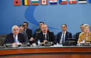 President Aliyev attends NATO North Atlantic Council meeting