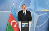 Armenia wants to keep status-quo for as long as possible - President Aliyev