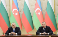 SGC will be next contribution to European energy security, says Ilham Aliyev