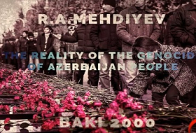 The reality of the genocide of Azerbaijan people - AUDIOBOOK