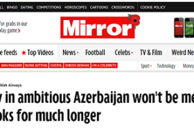 A holiday in ambitious Azerbaijan won`t be met with blank looks for much longer