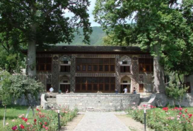 SHEKI - Beautiful town of Azerbaijan - PHOTOS