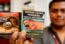 The battle for control of the cigarette packet