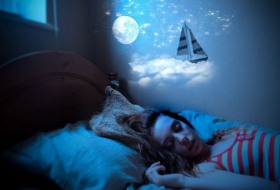 If you want to have lucid dreams, here's a tip from a recent study