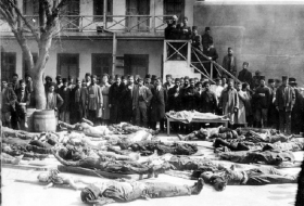 March 31 - Day of Genocide of Azerbaijanis