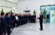 Tobacco factory has great significance - Azerbaijani president