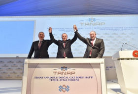 President Aliyev: TANAP - project of Azerbaijani-Turkish unity  - PHOTOS