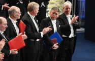 Laureates gather in Stockholm for 2017 Nobel prize ceremony