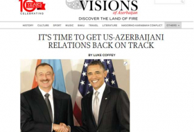 Washington DC and Baku share many common challenges - OPINION