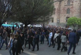One more protest action held in Armenia