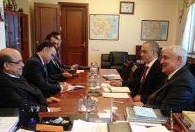 State Counselor on Multiculturalism, Interethnic and Religious Affairs meets Advisor to Turkish Premier