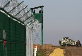 Ukraine to build wall to reinforce border with Russia in 4 years