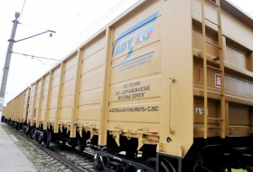 Azerbaijan receives new batch of freight cars